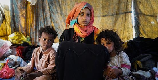 España destina ayuda humanitaria a la población desplazada por el conflicto en Yemen