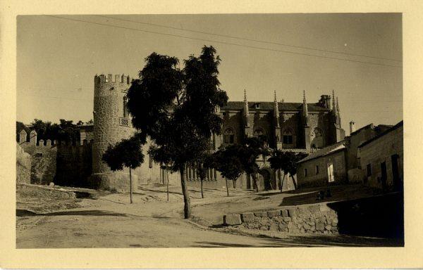 02 - Vista de San Juan de los Reyes y el palacio de Maqueda