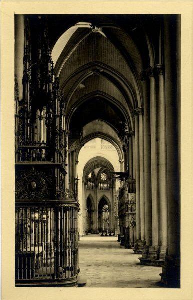 03 - Nave izquierda y capilla de la Descensión