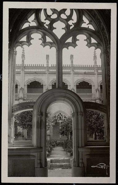 07 - Puerta del Claustro de San Juan de los Reyes