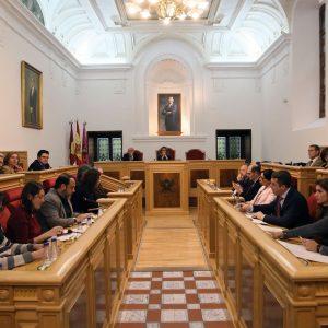 La Corporación Municipal aprueba el Presupuesto de 2018, que asciende a 94 millones de euros, un 10% más que en 2017