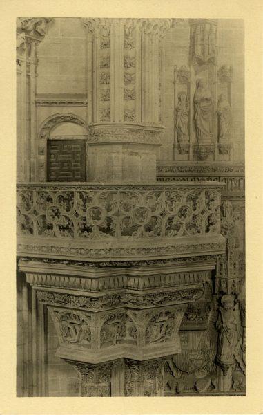 09 - Púlpito de la iglesia de San Juan de los Reyes