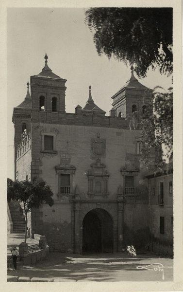 1 - Puerta de Cambrón
