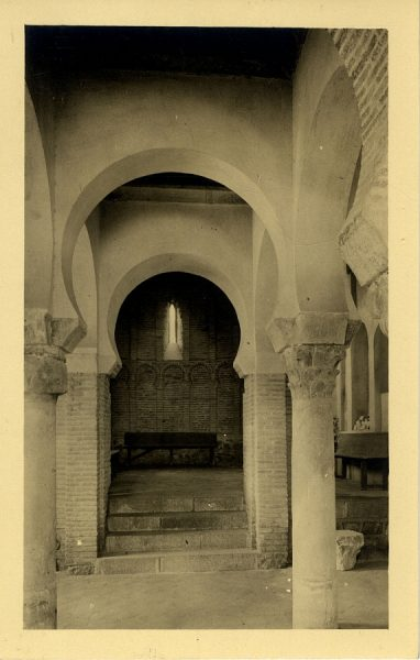 2 - Interior de la mezquita del Cristo de la Luz