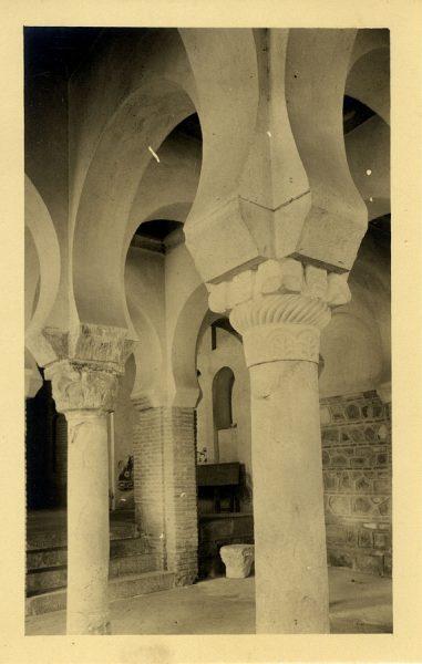 3 - Interior de la mezquita del Cristo de la Luz