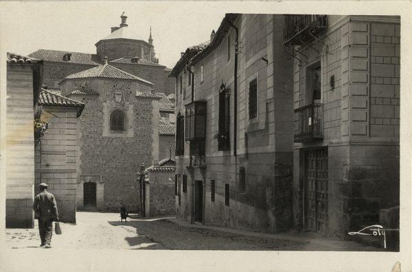 4 - Capilla de Santa Catalina desde la calle Taller del Moro