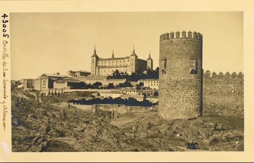 43005_ADPT - Alcázar y torreón del castillo de San Servando