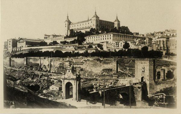 43006_AMT - Puente de Alcántara y el Alcázar