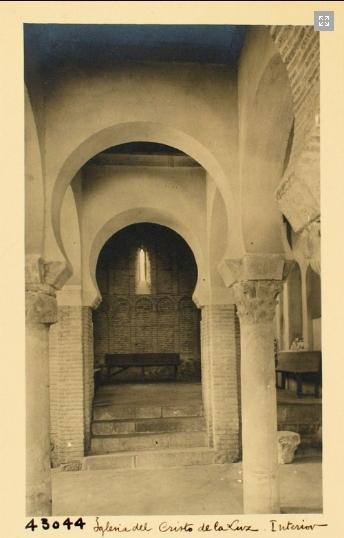 43044_ADPT - Iglesia del Cristo de la Luz. Interior