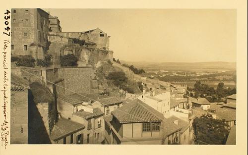 43047_ADPT - Caserío urbano y la Vega desde la puerta del Sol