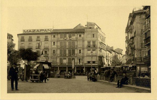 43049_AMT - Vista de la plaza de Zocodover