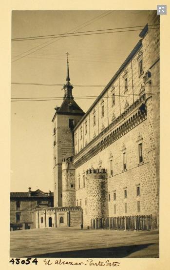 43054_ADPT - Fachada Este del Alcázar