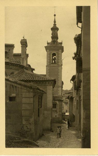 43061_AMT - Iglesia y cuesta de San Justo