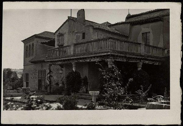 43063_AMT - Jardín y Casa del Greco