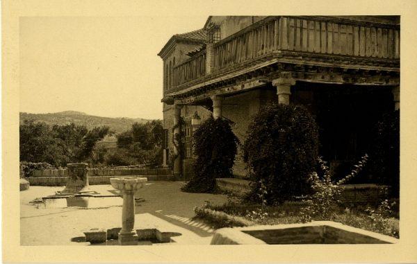 43064_AMT - Jardín y Casa del Greco