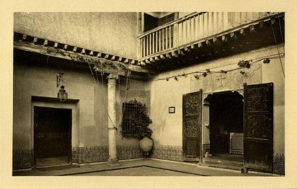 43068_AMT - Patio de la Casa del Greco