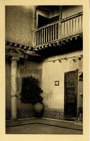 43069_AMT - Patio de la Casa del Greco