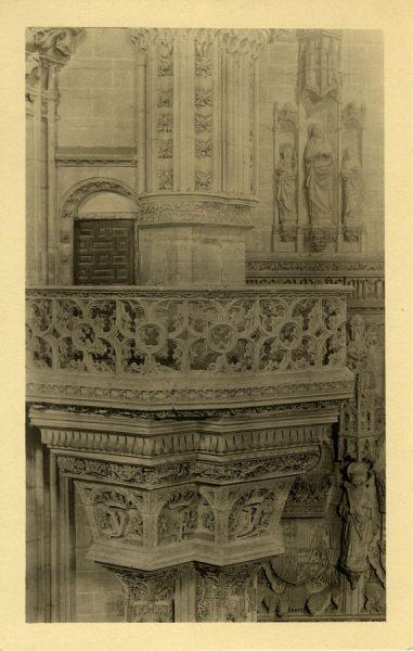 43079_AMT - San Juan de los Reyes. Púlpito de la iglesia