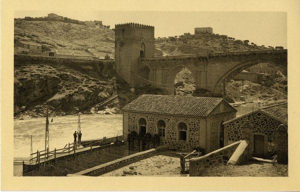 43084_AMT - Puente de San Martín y molino de Santa Ana