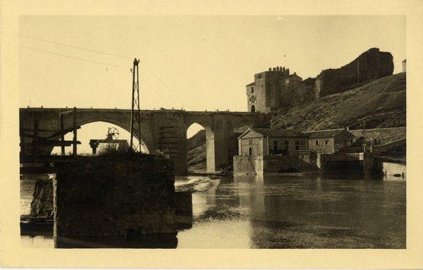 43093_AMT - Puente de San Martín y molino de Santa Ana