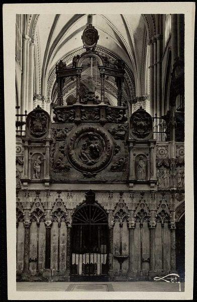 43106_AMT - Catedral. El Trascoro