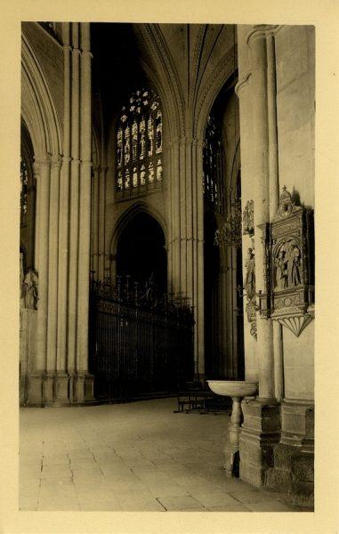 43110_AMT - Catedral. Reja del coro