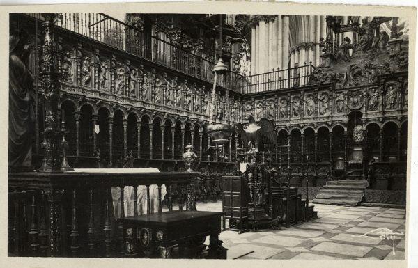 43122_AMT - Catedral. El Coro