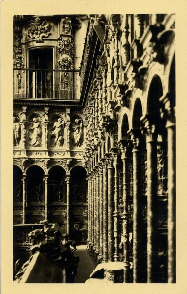 43124_AMT - Catedral. Sillería del Coro