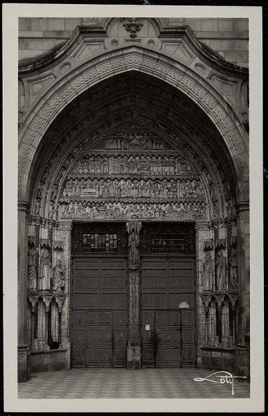 43132_AMT - Catedral. Puerta del Reloj