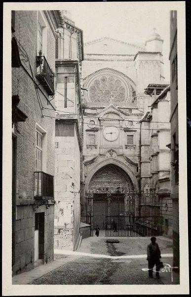 43133_AMT - Catedral. Puerta del Reloj