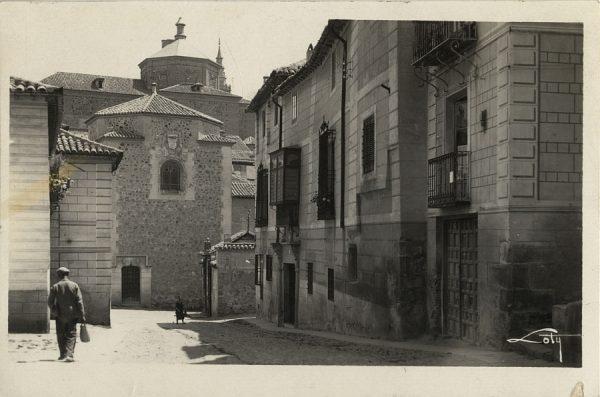 43135_AMT - Iglesia de San Salvador y de San Marcos, calle Taller del Moro