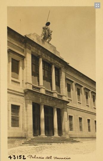 43152_ADPT - Palacio del Nuncio. Fachada