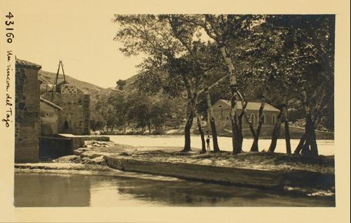 43160_ADPT - Vista del Tajo, los molinos del Hierro y Saelices