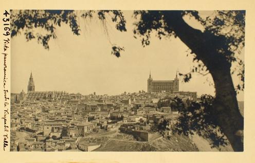 43169_ADPT - Vista panorámica de Toledo desde el Valle