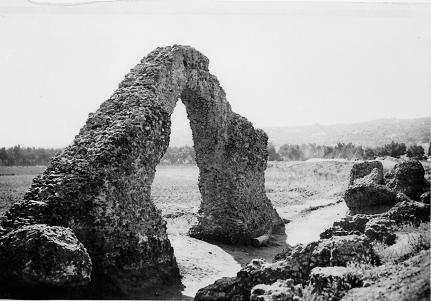 43179_ADPT - Arco del Circo romano desde otro ángulo