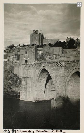 43189_ADPT - Detalle del puente de San Martín aguas abajo