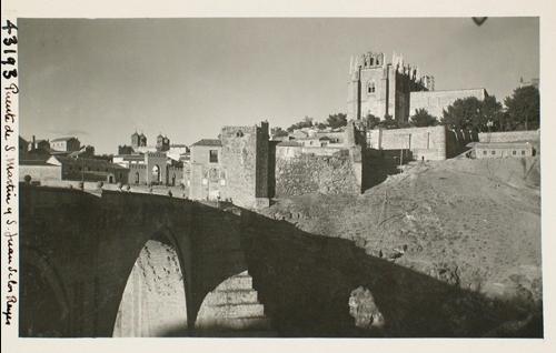 43193_ADPT - Puente de San Martín, San Juan de los Reyes y puerta Nueva