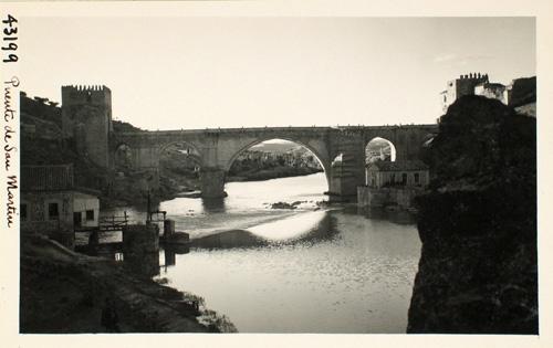43199_ADPT - El puente de San Martín desde el camino del molino de la Cruz