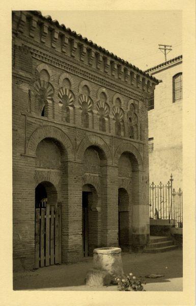 5 - Exterior de la mezquita del Cristo de la Luz