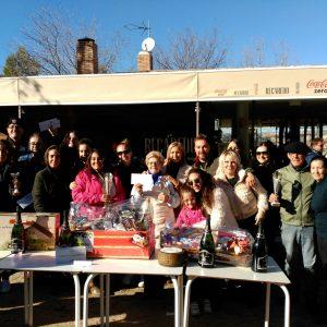 Sagrario Lara obtiene el primer premio en el XV Concurso de Migas de Navidad organizado por el Ayuntamiento