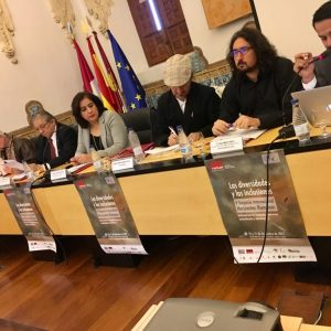 as políticas de cooperación y desarrollo del Gobierno local llegan al V Simposio Internacional Horizontes Humanos en la UCLM