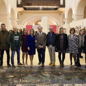 Milagros Tolón inaugura en el Centro Cultural San Marcos la exposición de fotografía del diario La Tribuna en su 20 aniversario