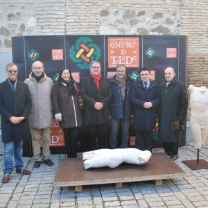 El Museo de Santa Cruz conservará y expondrá el 'Efebo de Toledo', la estatua romana hallada en Amador de los Ríos