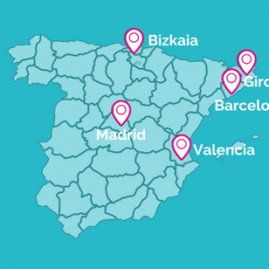 Las cinco mejores ciudades para buscar trabajo en ONG