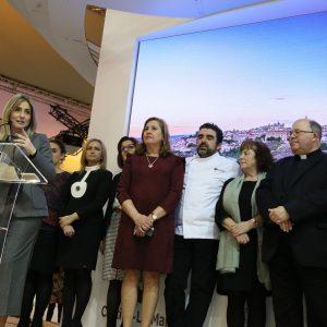 Toledo presenta en FITUR todo su potencial patrimonial y cultural con nuevas herramientas de difusión y promoción