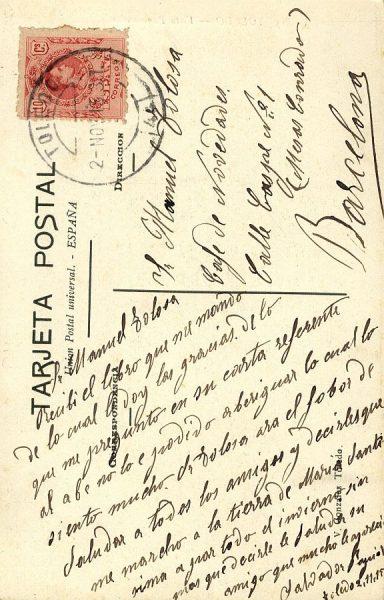 A Barcelona (1913)