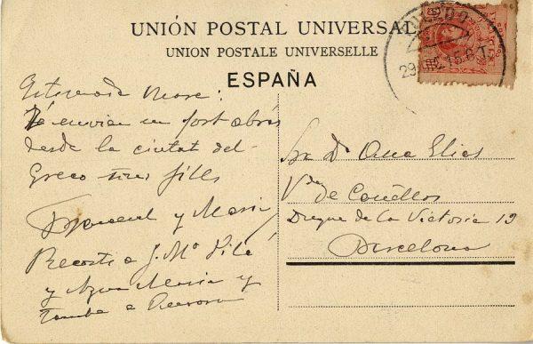 A Barcelona (1915)