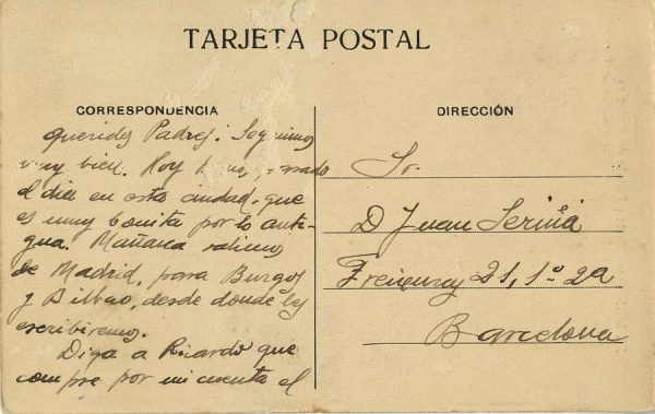A Barcelona (1916)