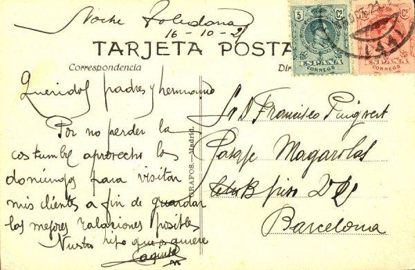 A Barcelona (1921)