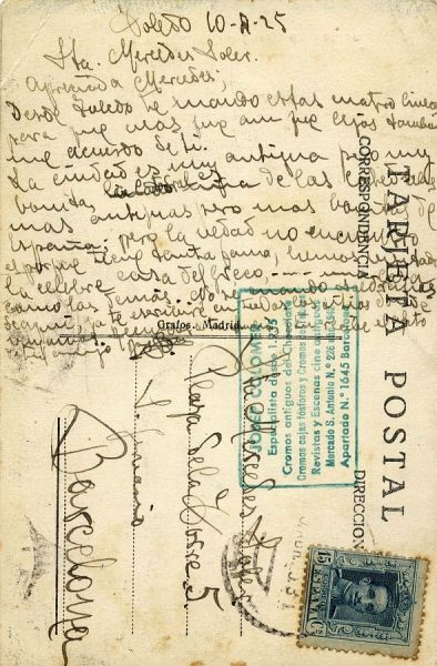 A Barcelona (1925)